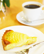 マウンテンのケーキ&コーヒー