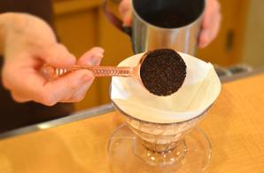 おいしいコーヒーの淹れ方 手順2