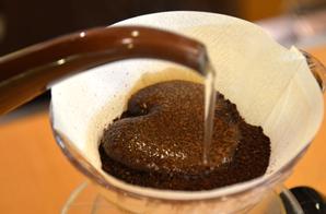 おいしいコーヒーの淹れ方 手順3
