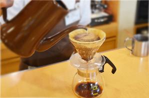おいしいコーヒーの淹れ方 手順5